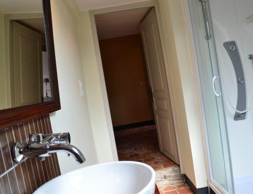 salle de douche 2ème